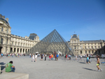 louvre museum parijs frankrijk